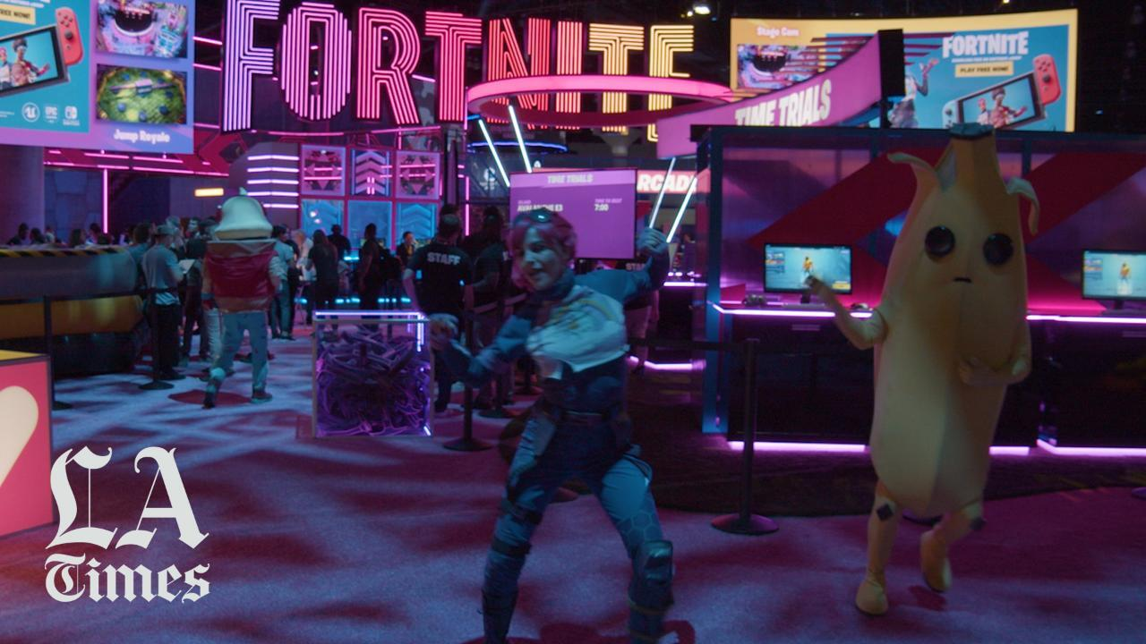 E3 2019: Is the video game industry ready for pop-culture