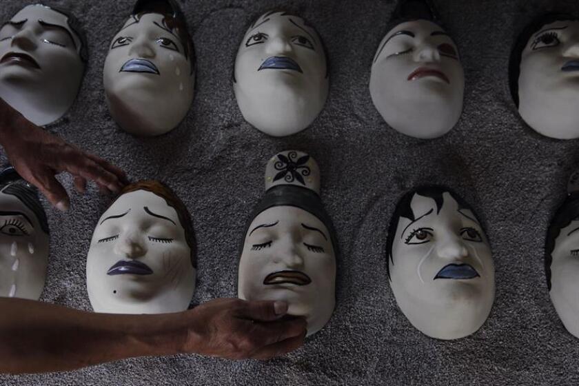 Rostros del olvido, un grito contra feminicidios, la herida abierta de México