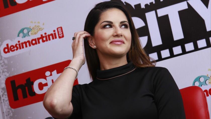 Can Porn Star-Turned-Bollywood Actress Sunny Leone Teach -9651