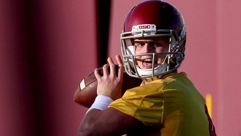 Redshirt junior Max Browne did as expected this spring and summer: earn the starting quarterback position.