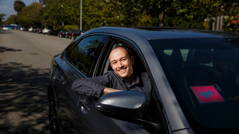 Lyft co-founder and Chief Executive Logan Green hopes his company will do more than challenge Uber -- he wants to change the way people think of car ownership.