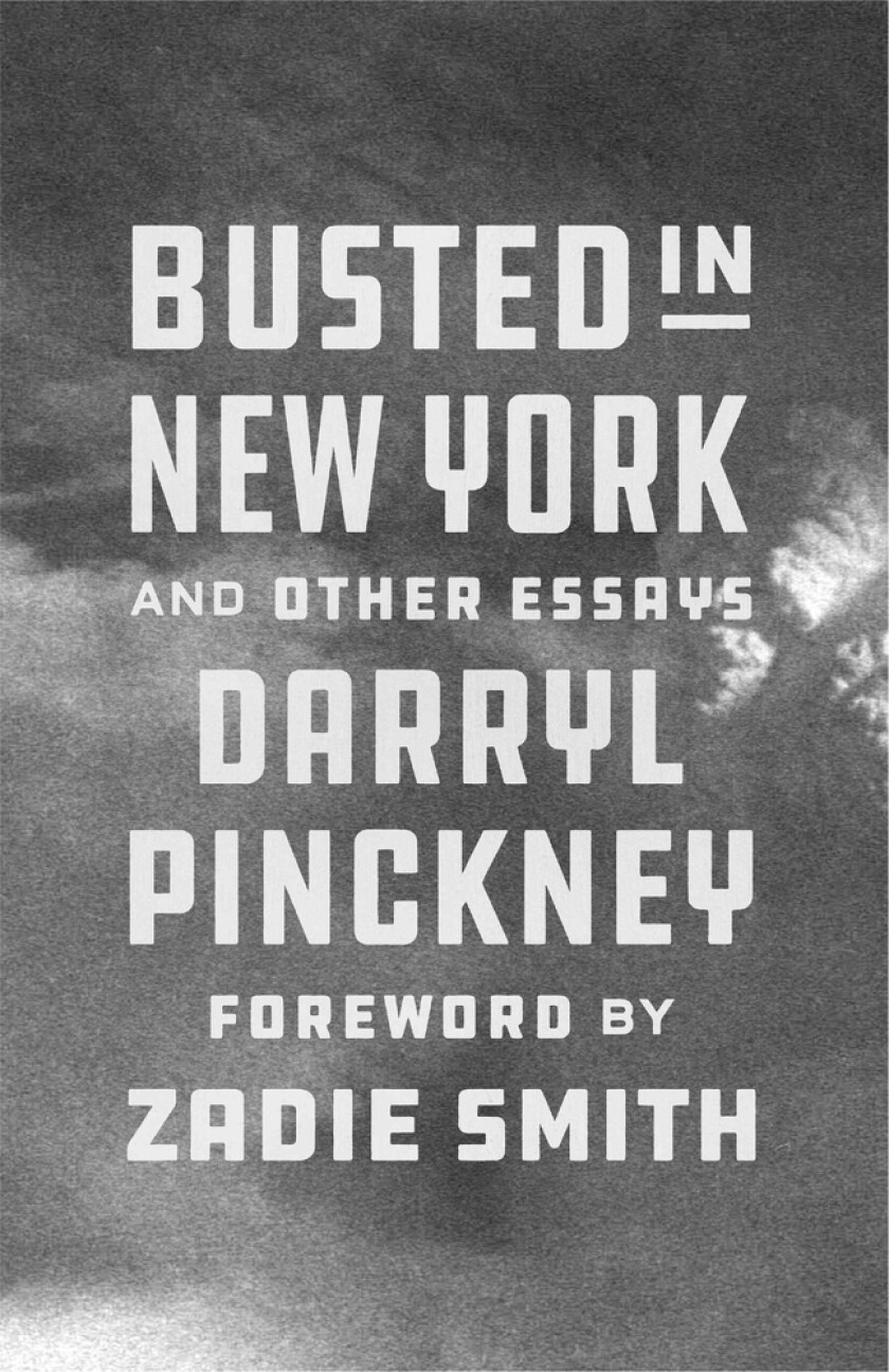 """Busted in New York and Other Essays"" by Darryl Pinckney."