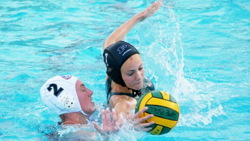 Poway's Grace Kellerman leads the Titans in scoring and defense.