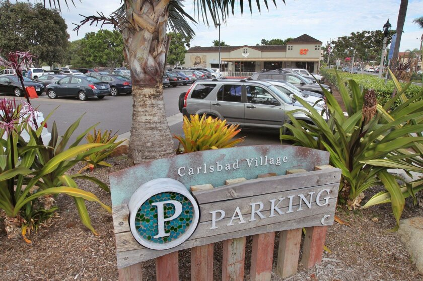 Carlsbad is hiring two community service officers to step up parking enforcement in the downtown Village.