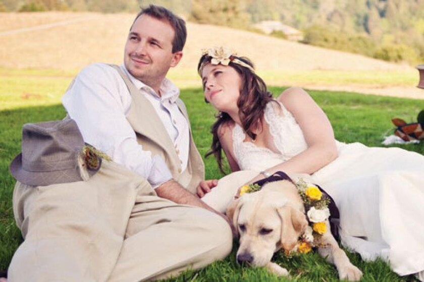 Danielle and Jeff Olson of Willow Glen.