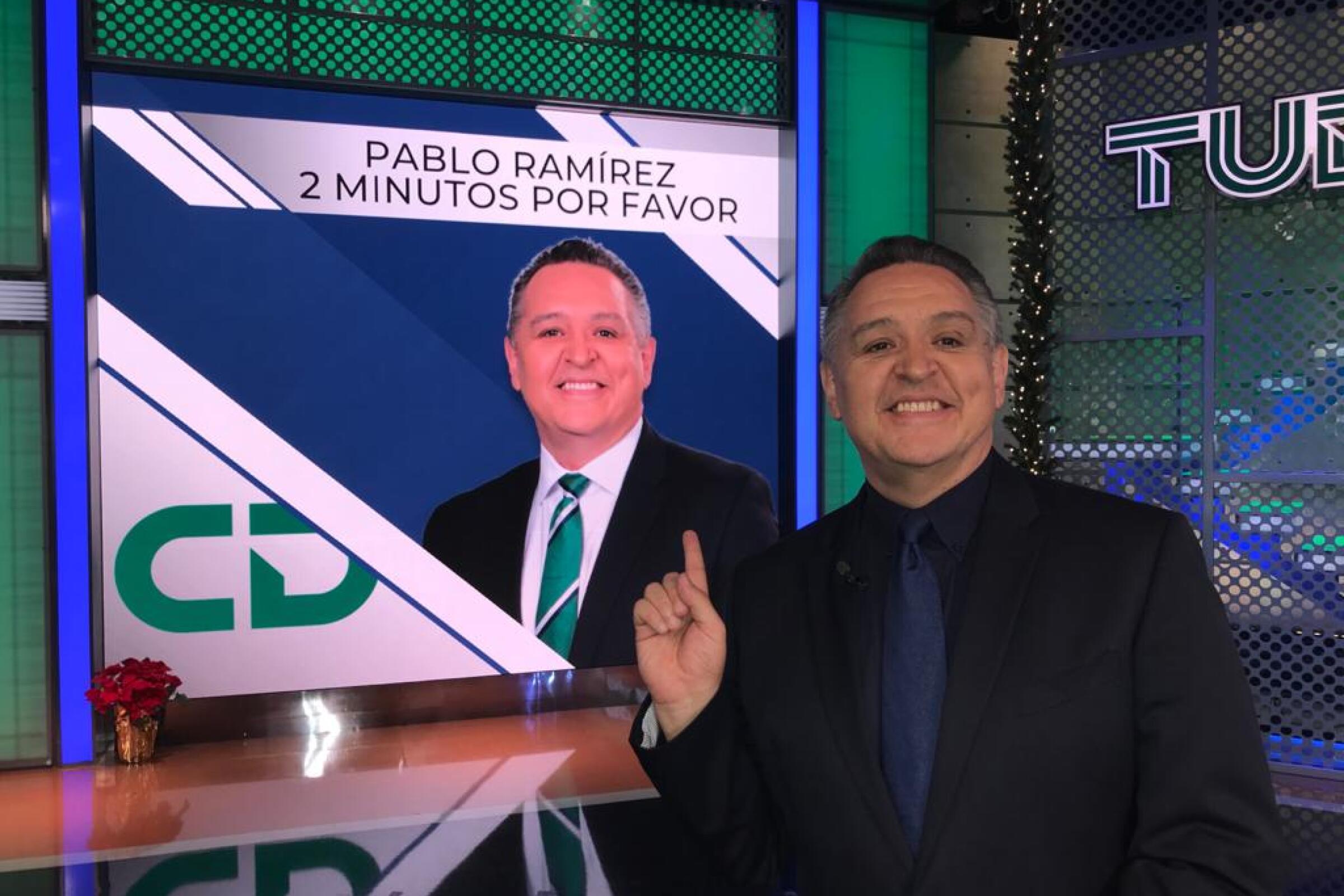 Pablo Ramírez.