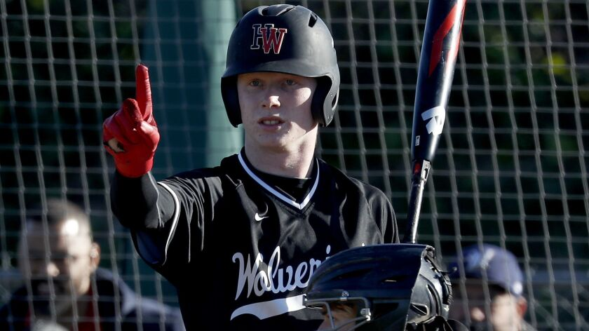 The Times' high school baseball rankings - Los Angeles Times