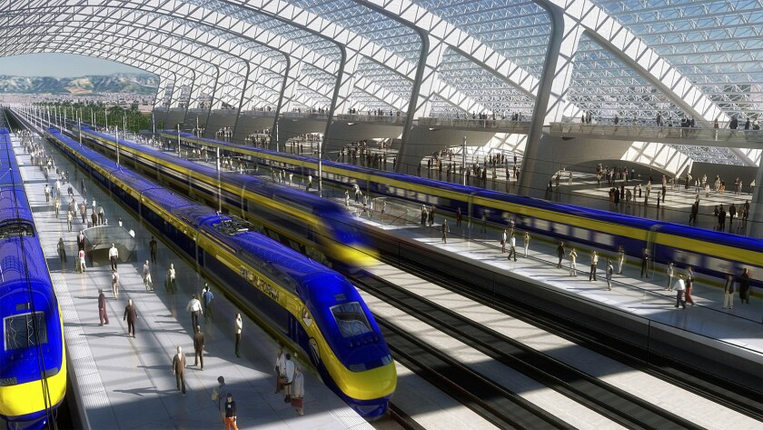 The high-speed rail project won another victory when the California Supreme Court announced it would not hear an appeal.