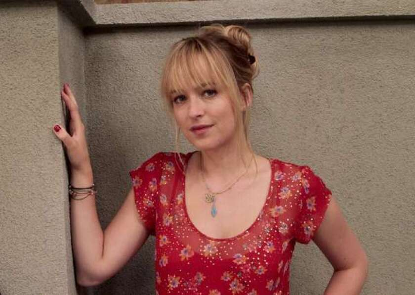 """Dakota Johnson, best known for the short-lived Fox comedy series """"Ben and Kate,"""" has been cast as Anastasia in """"Fifty Shades of Grey."""""""