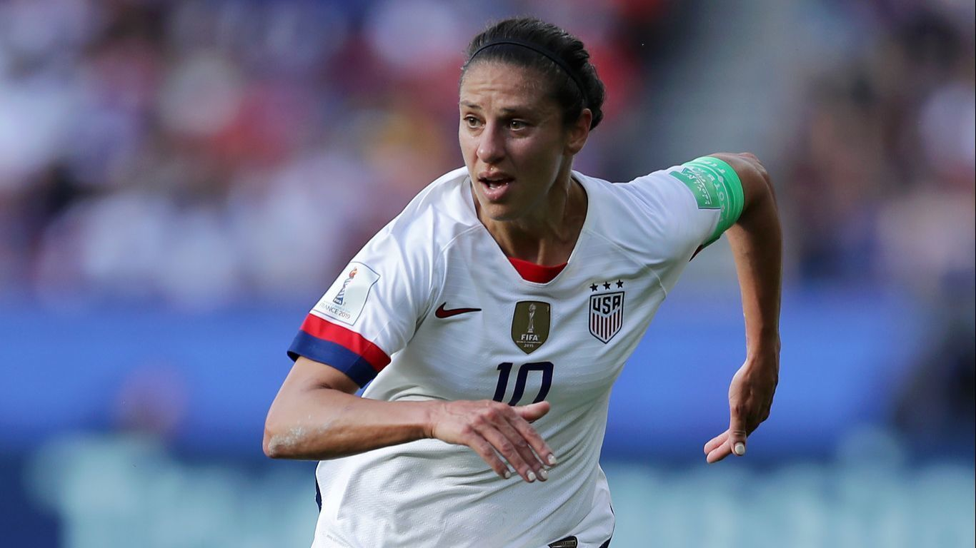 Carli Lloyd Is Mentally Stronger Than Ever Thanks To Motivational