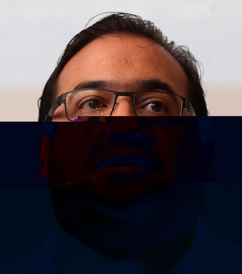 Fotografía de archivo del 5 de febrero de 2015 del exgobernador de Veracruz (México) Javier Duarte. EFE/Archivo