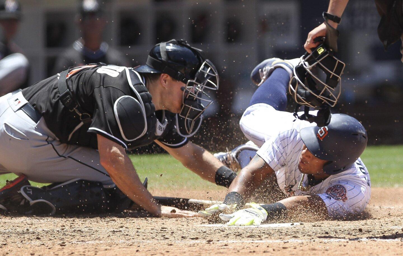 Padres vs. Marlins 6/15/16