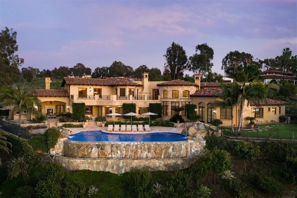 Jelena Jankovic's Rancho Santa Fe home   Hot Property