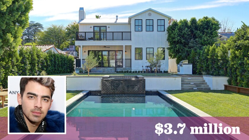 Hot Property | Joe Jonas