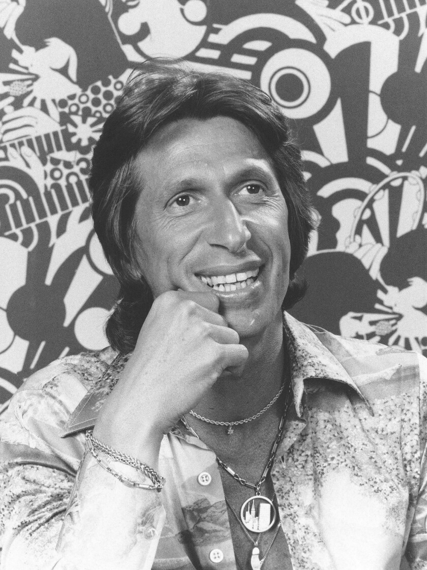 """David Brenner (1936-2014) -- The comedian was a favorite of """"Tonight Show"""" host Johnny Carson."""