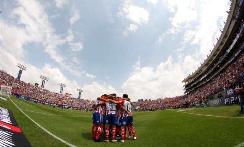 El San Luis visita al Guadalajara con la idea de mantener su buen fútbol