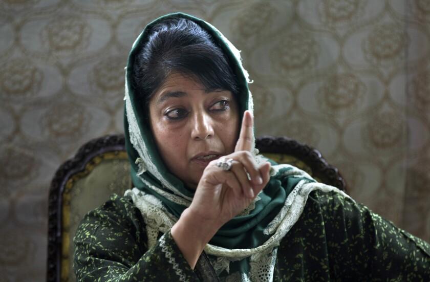India Kashmir Arrests