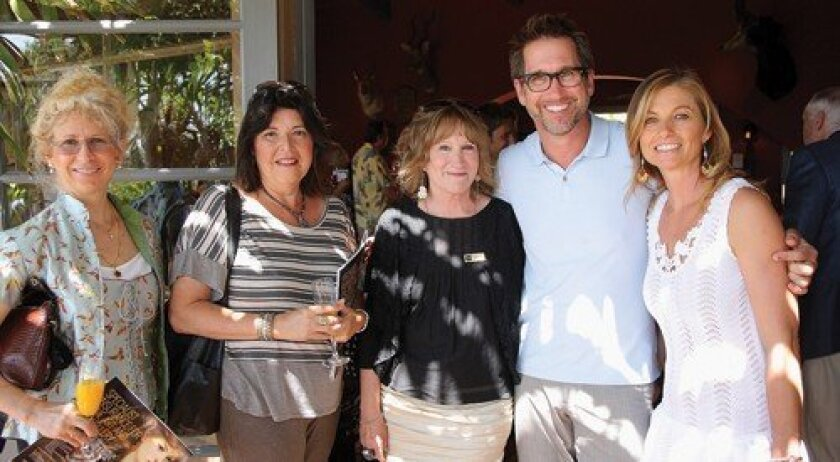 Stephanie Goldman, Cynthia House, Reesey Shaw, Doug Dolezal, Karen Kohlberg (Photo: Jon Clark)