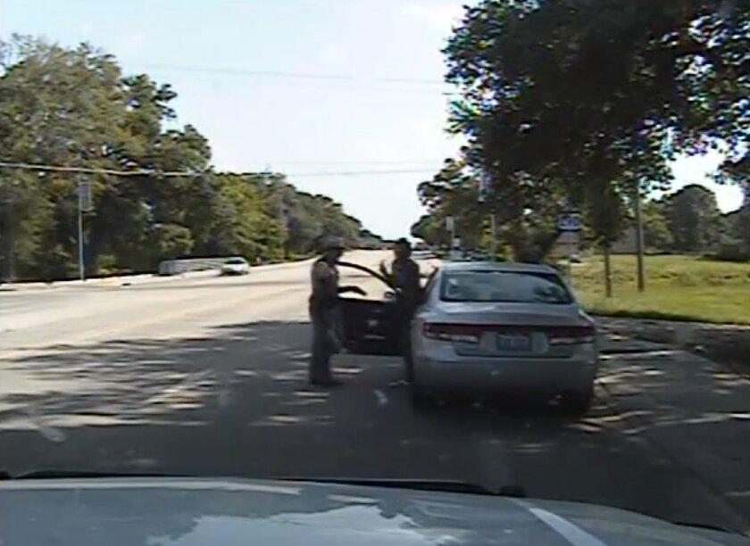 Texas police video