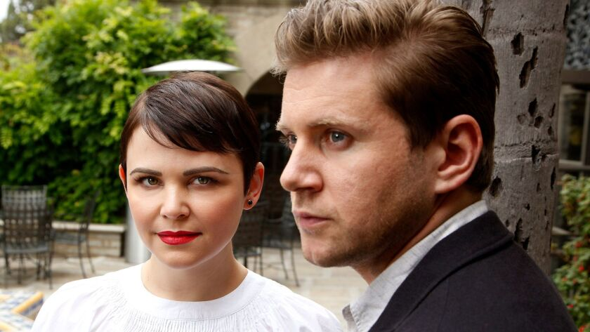 LOS ANGELES, CA., June 8, 2017--A chat with actors Ginnifer Goodwin (ONCE UPON A TIME) and Allen Lee