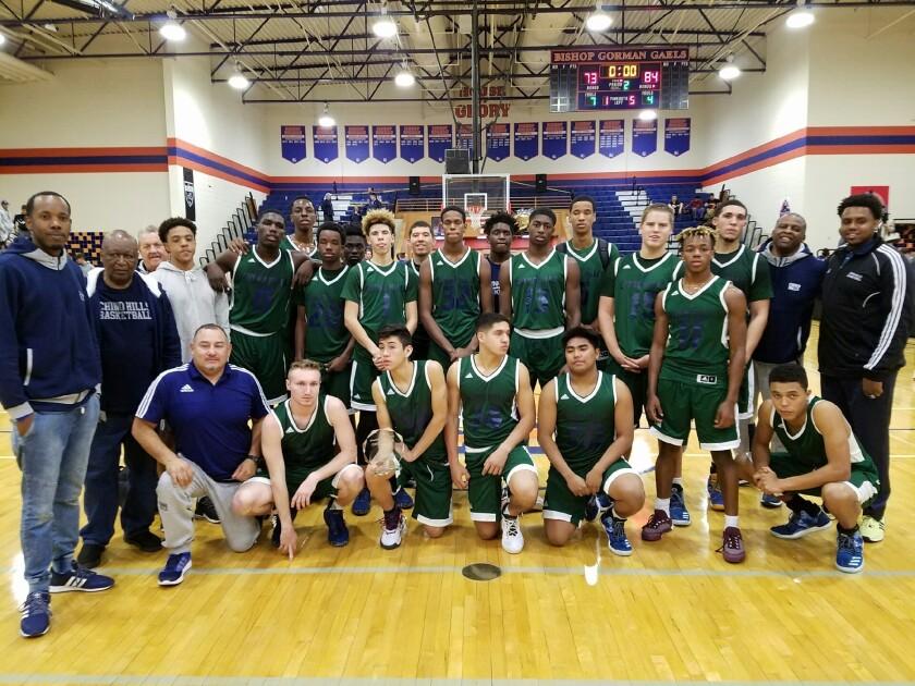 Chino Hills basketball