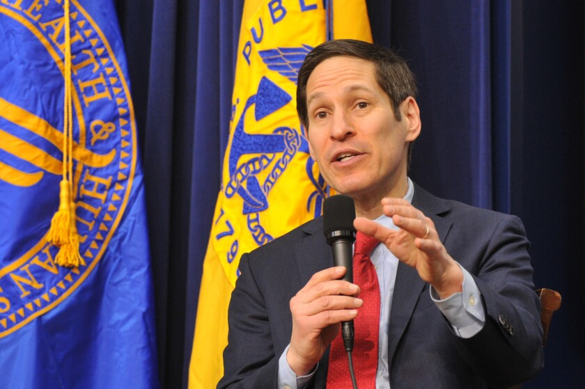 Tom Frieden, director of the CDC, is an outspoken opponent of electronic cigarettes. He says the devices can encourage people to smoke regular cigarettes, among other dangers.