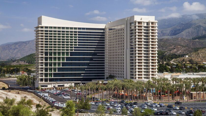 Harrah's Resort Southern California is one of several local casinos undergoing renovations. Among the changes is an upgrade to its full-service spa facilty, featuring new treatments.