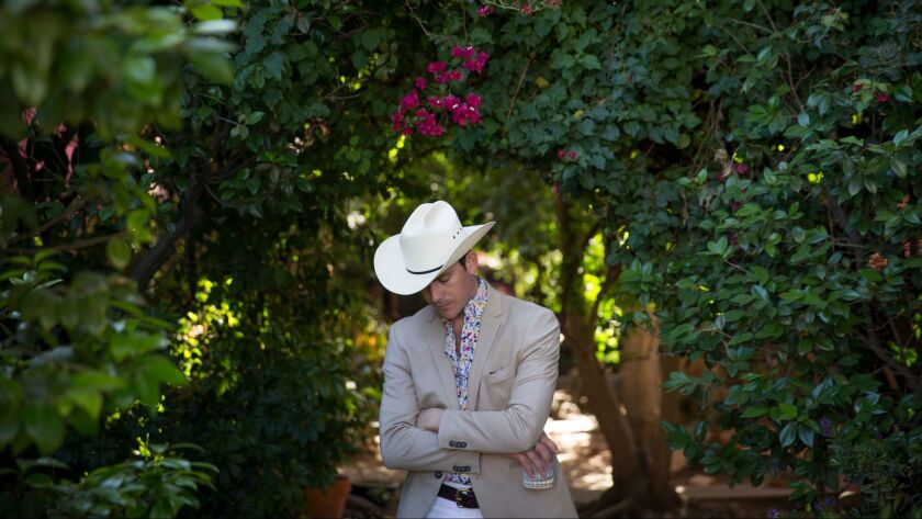 "L.A. country singer Sam Outlaw has a new album in ""Tenderheart."""