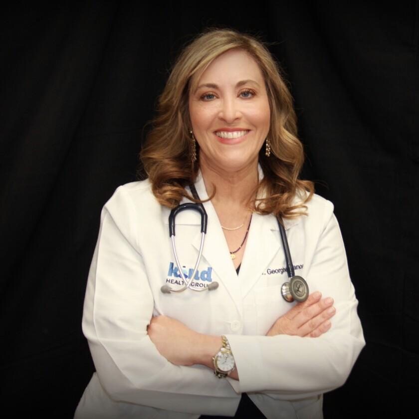 Dr. Georgine Nanos will speak about COVID-19 and the Delta coronavirus variant online Wednesday, Sept. 22.