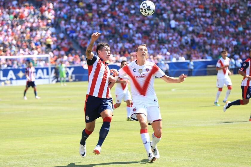 """Las Chivas cosecharon su primer """"título"""" de la temporada."""