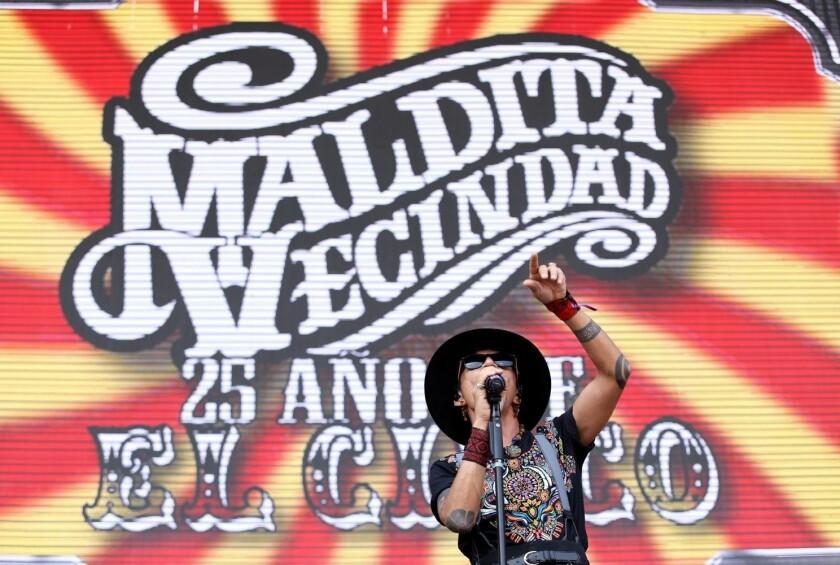 La aclamada banda mexicana tuvo hace un poco una espectacular presentación en el Zócalo de CDMX.