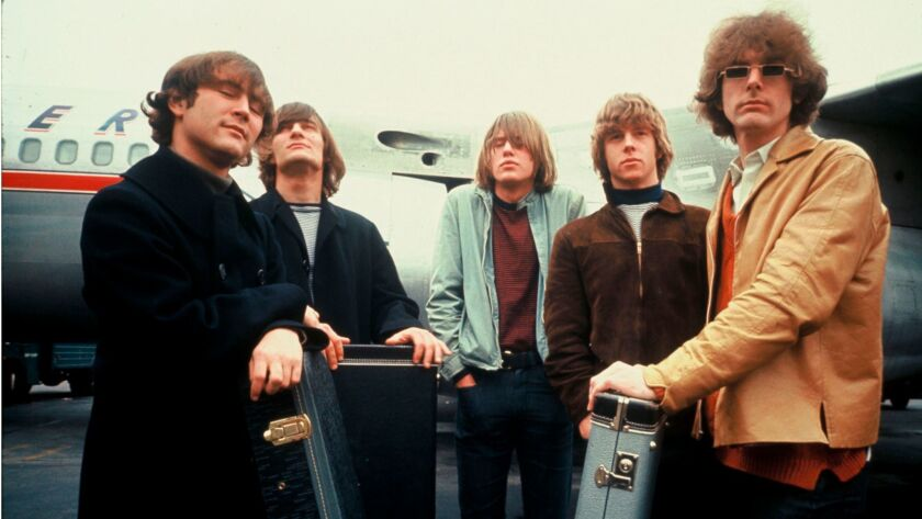 Gene Clark and the Byrds
