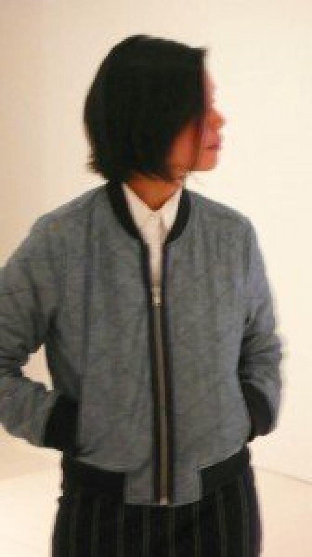 University Art Gallery curator Michelle Hyun