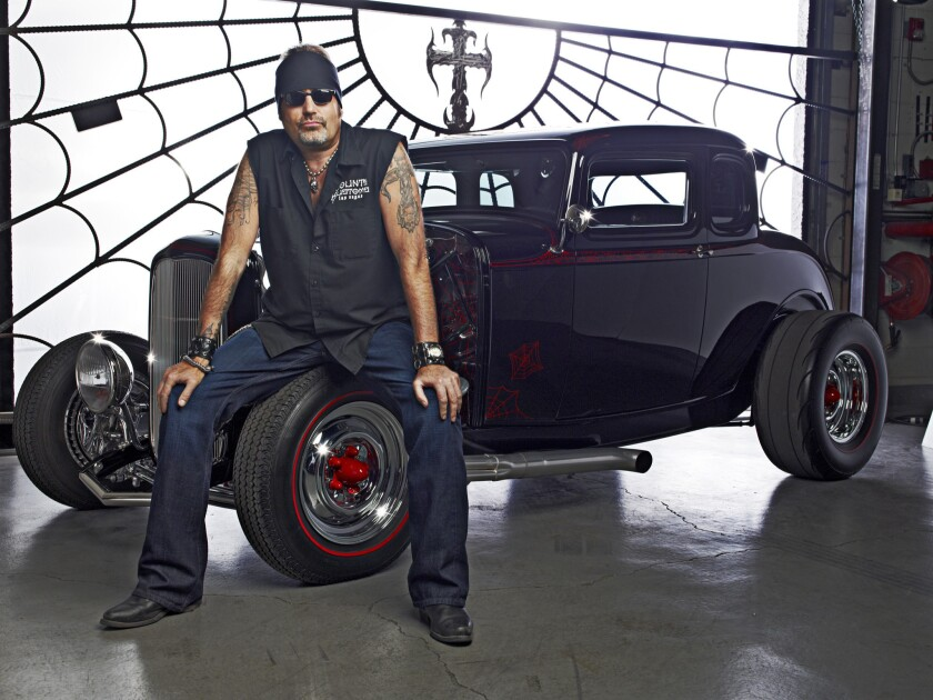 Las Vegas: You can tour TV's 'Counting Cars' garage - Los Angeles Times