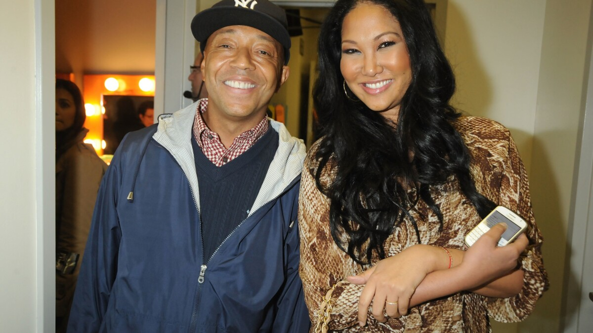 Kimora Lee Simmons defends Russell Simmons from allegations