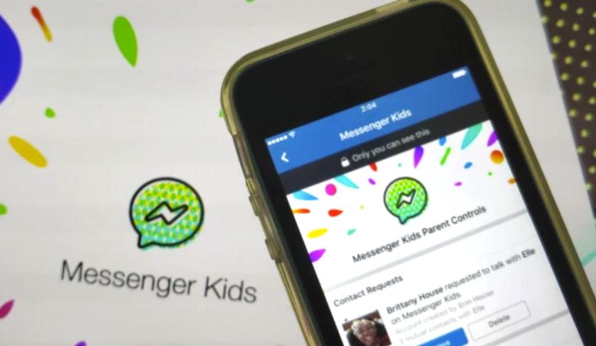 Facebook anuncia una versión de Messenger para niños...