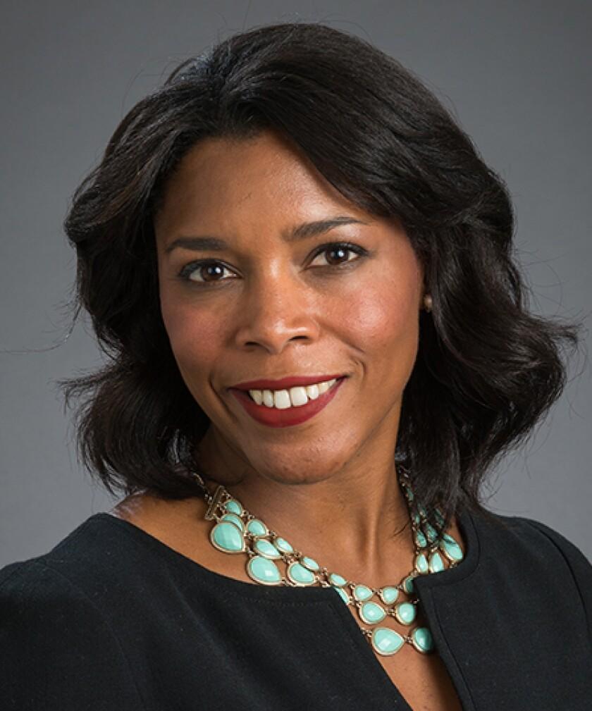 UC San Diego economics professor Renee Bowen