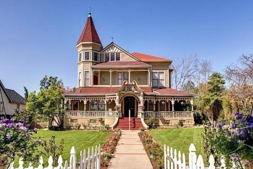 The Pinney House, built in 1888, is listed at $2.795 million.