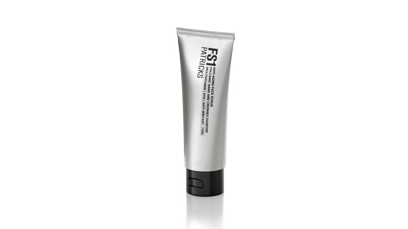 Patricks FS1 Face Scrub ? Volcanic Sand and Crushed Diamond. Sydney?s highly coveted hair care line