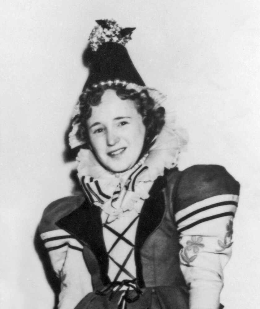 """Ruth Robinson Duccini, one of the last of the Munchkins of the 1939 film """"The Wizard of Oz,"""" died on January 16 at 95."""