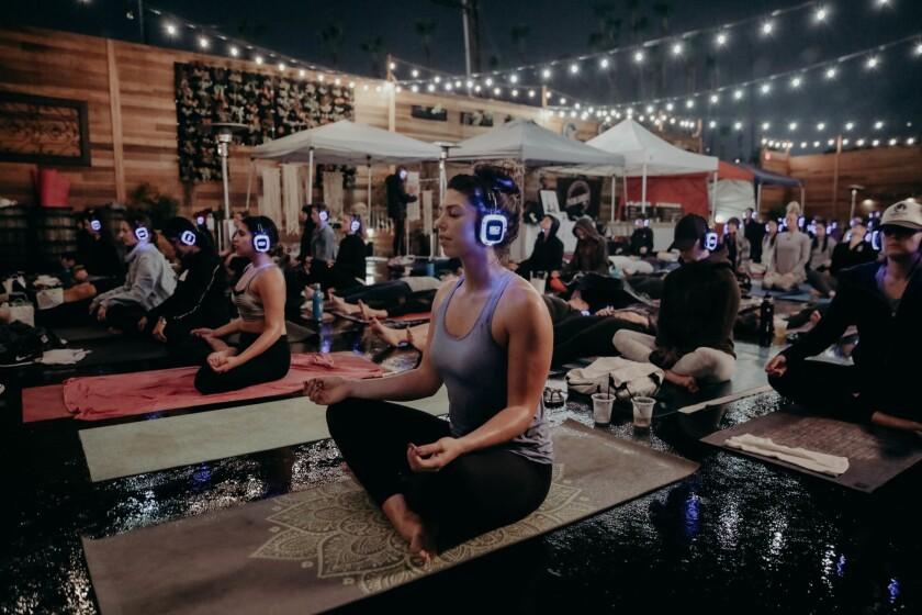 Yoga After Dark