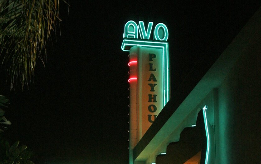 The circa 1948 AVO Playhouse was purchased by the City of Vista and restored as a live performance venue in 1995. The city is entertaining a proposal from JCG Development to turn the facility into a music and live entertainment venue.