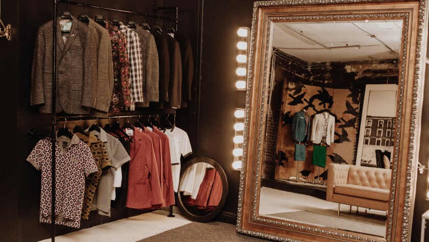 Philadelpha-based menswear custom brand CMMP opened its first West Coast location, in downtown Los A