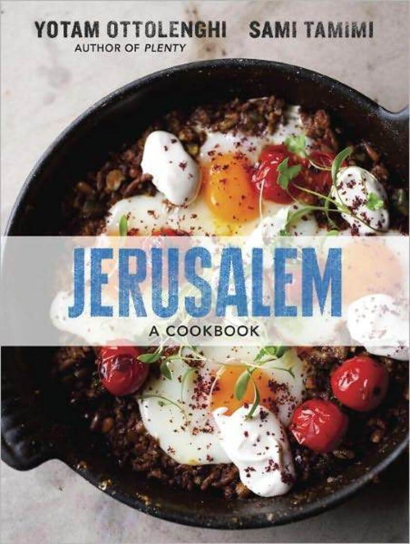 'Jerusalem' book signings, Son of a Gun cocktails, Wine Riot
