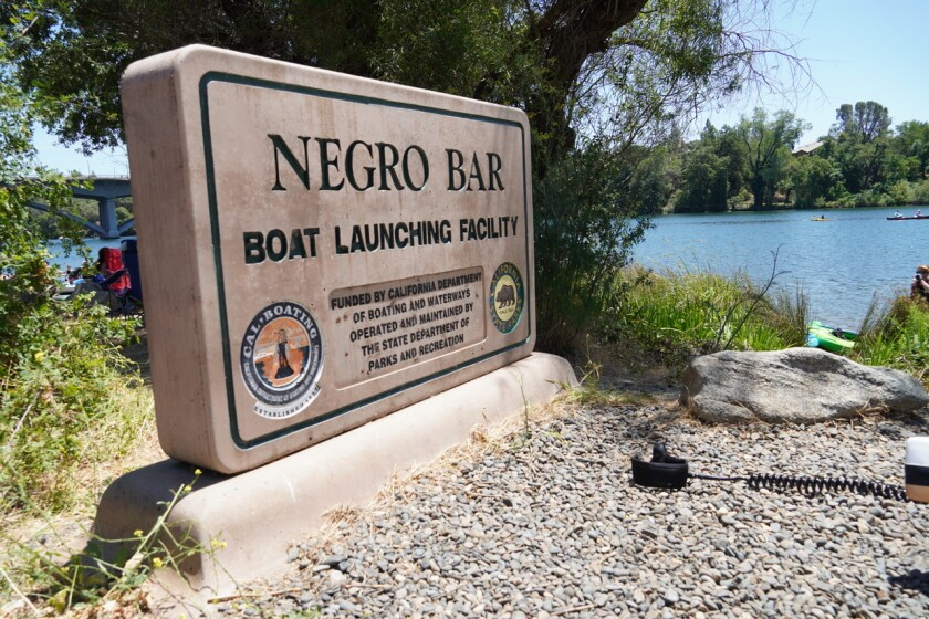"Negro Bar is a park near Sacramento named after the state's ""first Black gold mining site."""