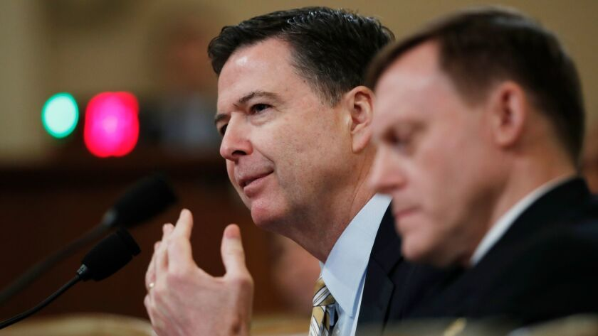 James Comey, Michael Rogers