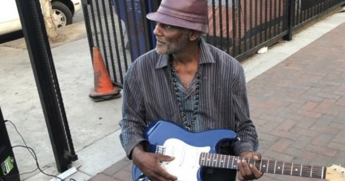 Friends gather to recall the skid row guitarist who died
