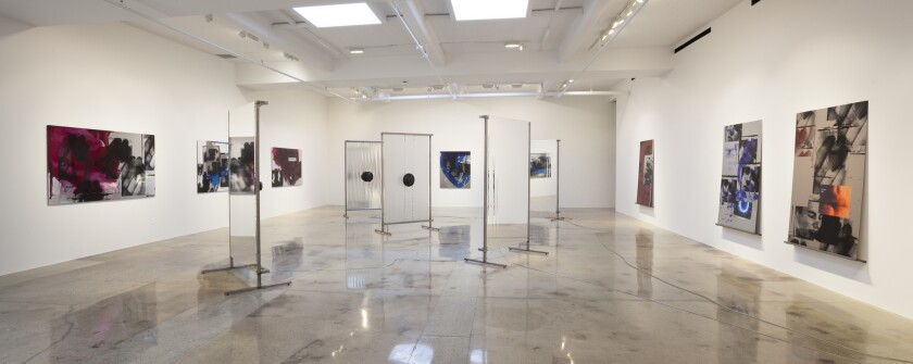 """Hannah Perry, """"Always"""" installation view"""