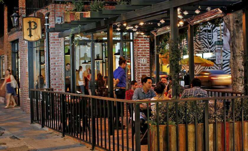 The Parish downtown will serve a la carte dinner on New Year's Eve, with a party to follow.
