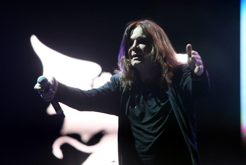 El exvocalista de Black Sabbath retoma el Ozzfest tras sus problemas de salud.